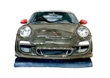 911 PORSCHE GT3 RS