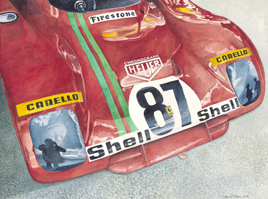 Ferrari Prototype 312PB