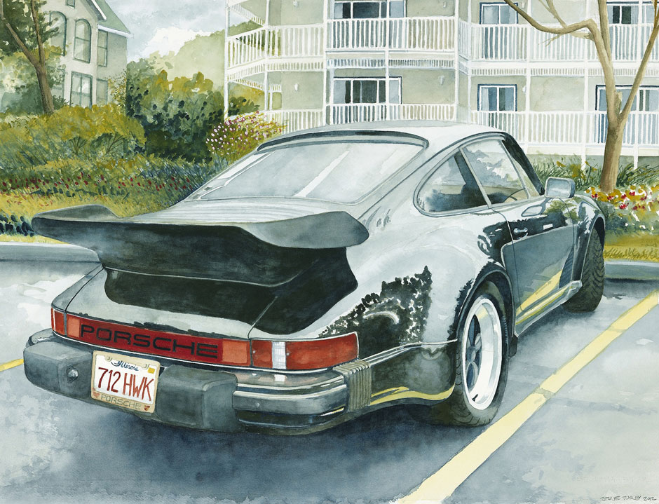 Porsche Elkhart Lake